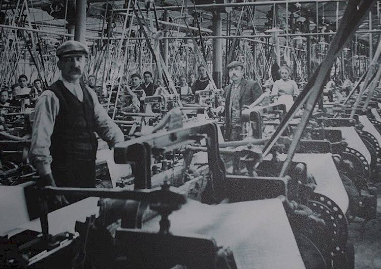 Industrialization In The 19Th Century Essay