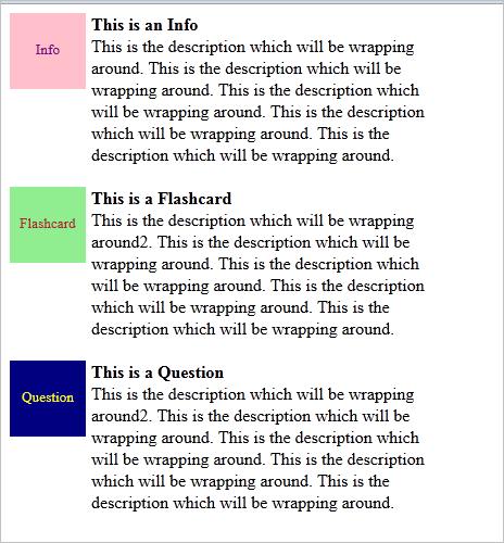 Web Developer - Code and Info
